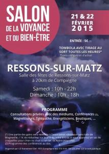 salon de la voyance et du bien-être à Ressons-sur-Matz