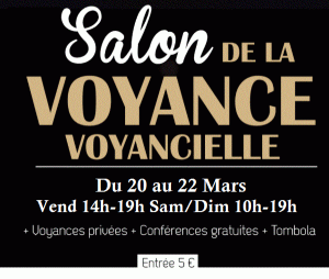 salon voyance voyancielle